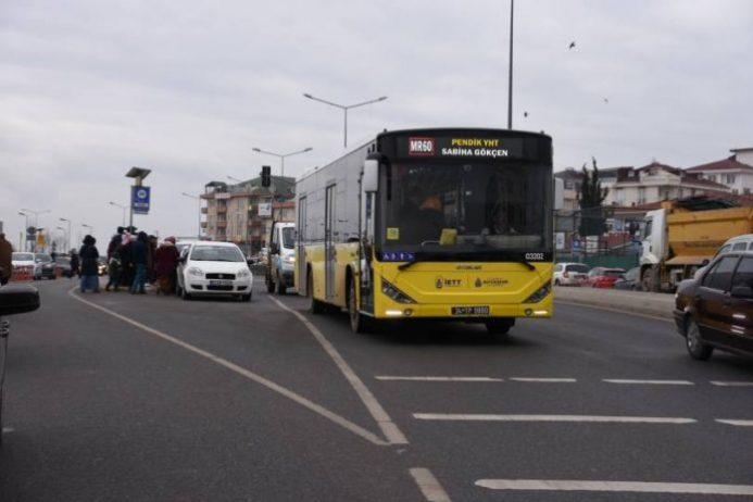 Sabiha Gökçen Havalimanı Pendik-Kartal Otobüsü