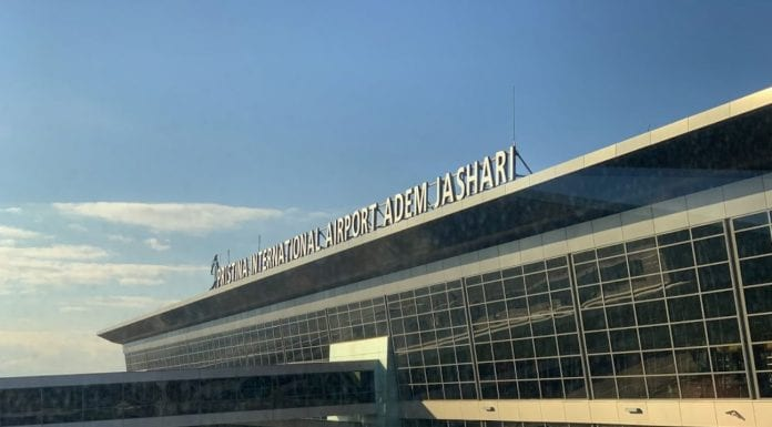 Priştine Havalimanı
