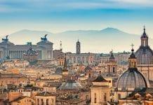 Roma Tarihi Yerler