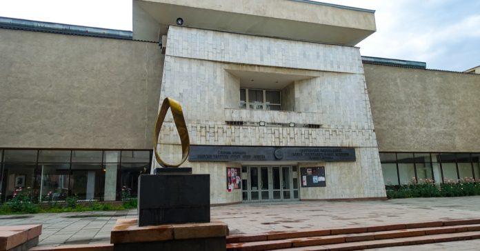 rus kırgız sanatı müzesi