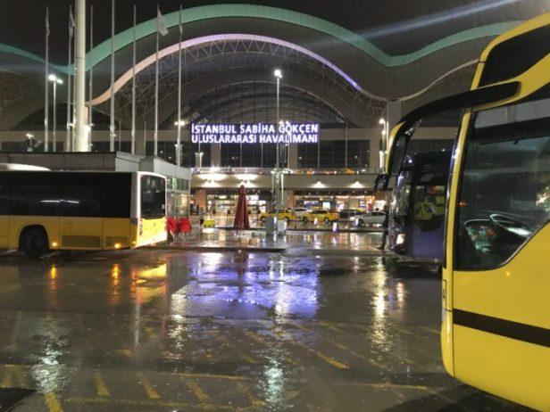 Sabiha Gökçen Havalimanı Otobüs Ulaşımı