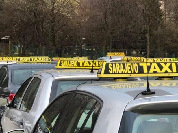Saraybosna Havalimanı Taksi