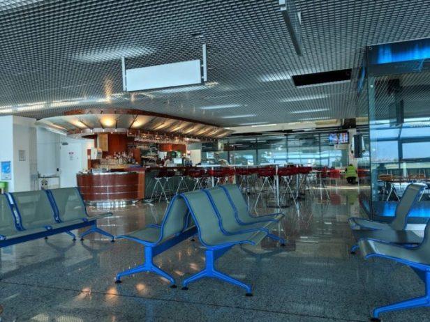 Saraybosna Havalimanı Terminal