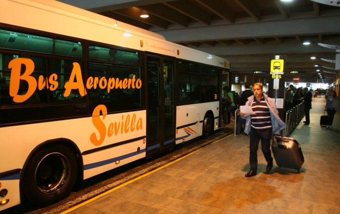 Sevilla Havalimanı EA Otobüsleri