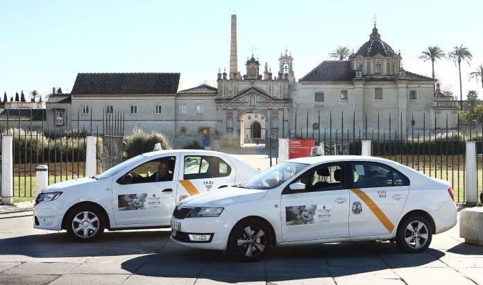 Sevilla Havalimanı Taksi