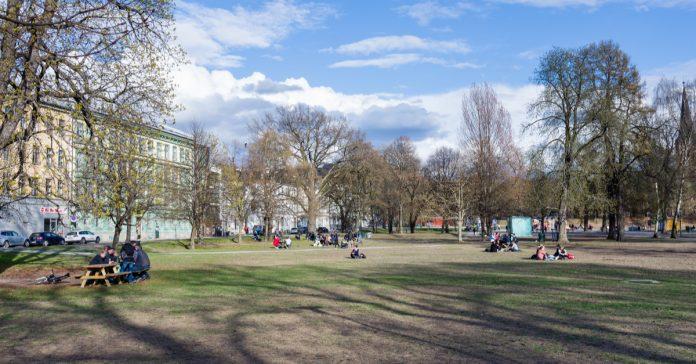 sofienberg parkı