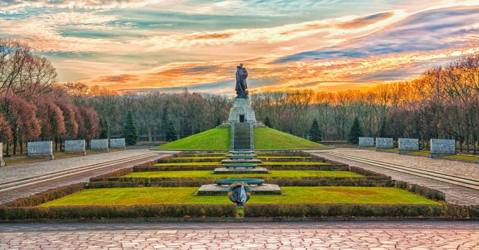 Soviet Memorial Treptow