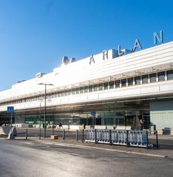 Stockholm Arlanda Havalimanı