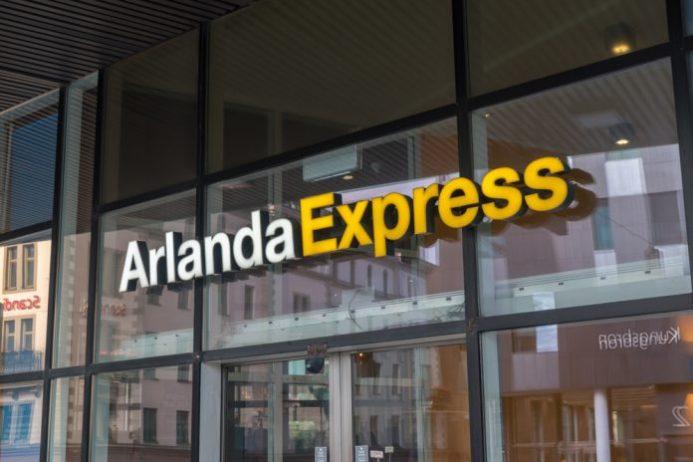 Stockholm Havalimanı Arlanda Express