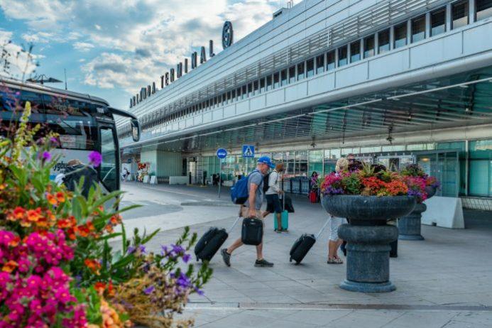 Stockholm Havalimanı Flygbussarna Otobüsü