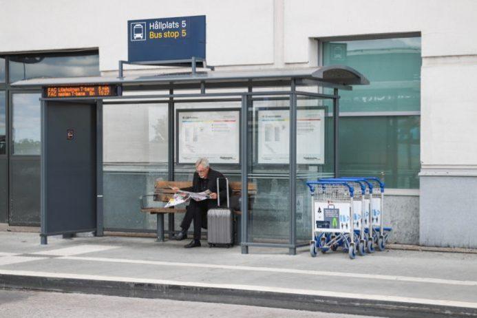 Stockholm Havalimanı Otobüs Ulaşımı