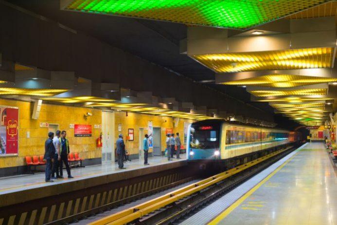 Tahran Havalimanı Metrosu