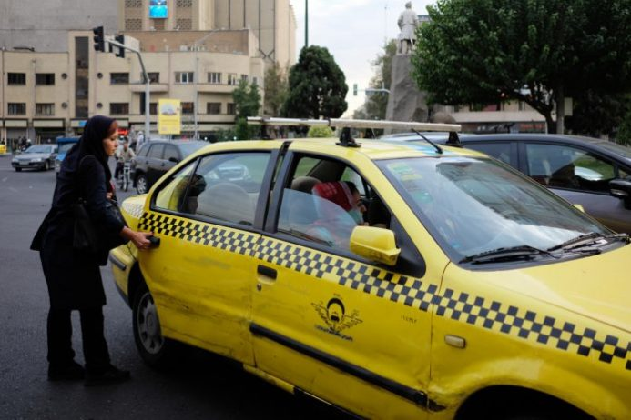 Tahran Havalimanı Taksileri