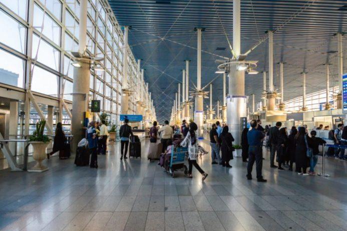 Tahran Havalimanı Terminali