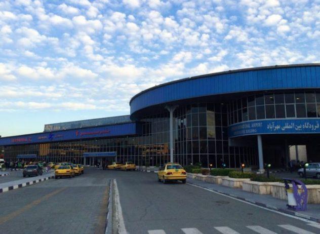 Mehrabad Havalimanı, Tahran