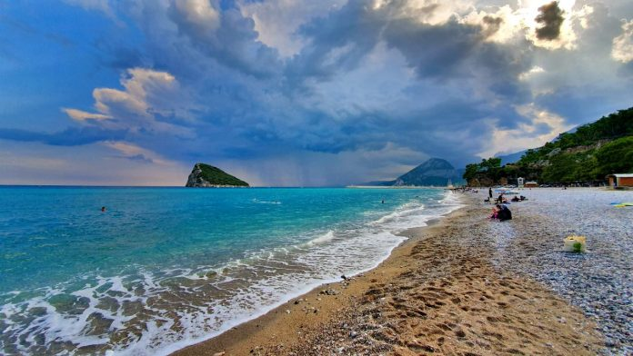 Topçam Plajı