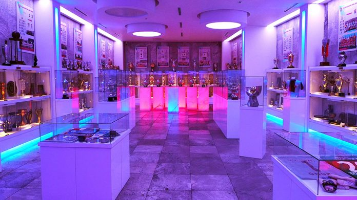Trabzonspor Müzesi (Şamil Ekinci Müzesi)