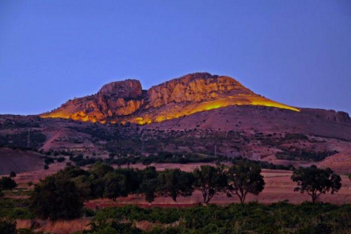 zülküf dağı
