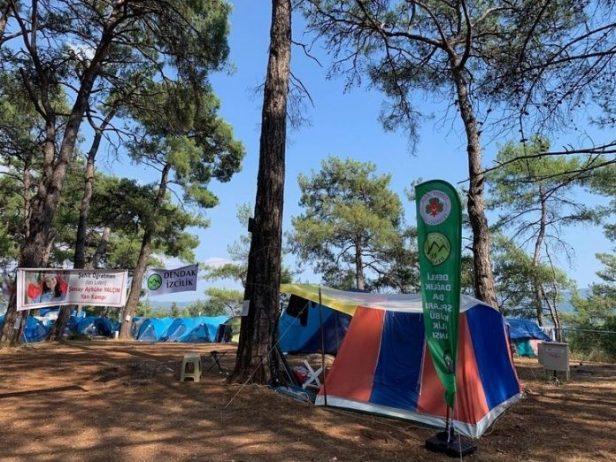 Akyaka Orman Kamp Alanı