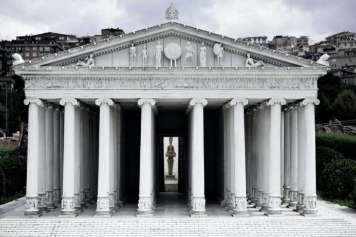 Artemis Tapınağı, İzmir
