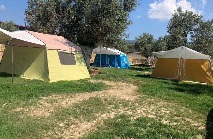 Aspim Barbaros Kamp Alanı
