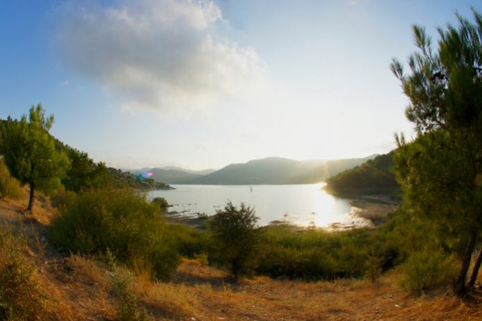 Atikhisar Barajı Kamp Alanı