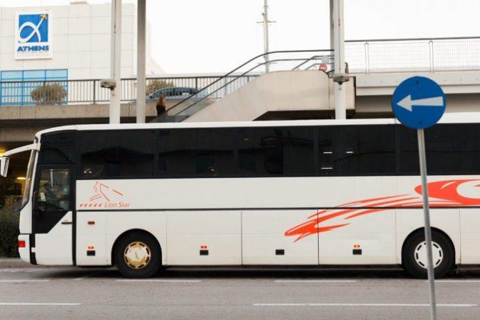 Atina Havalimanı KTEL Otobüsü