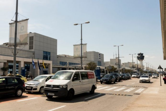Atina Havalimanı Özel Transfer