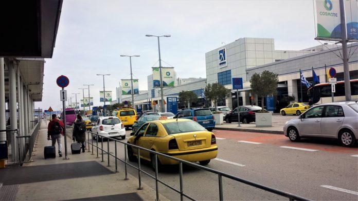 Atina Havalimanı Taksi Ulaşımı