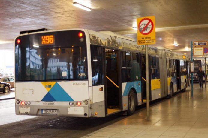 Atina Havalimanı X96 Otobüsü