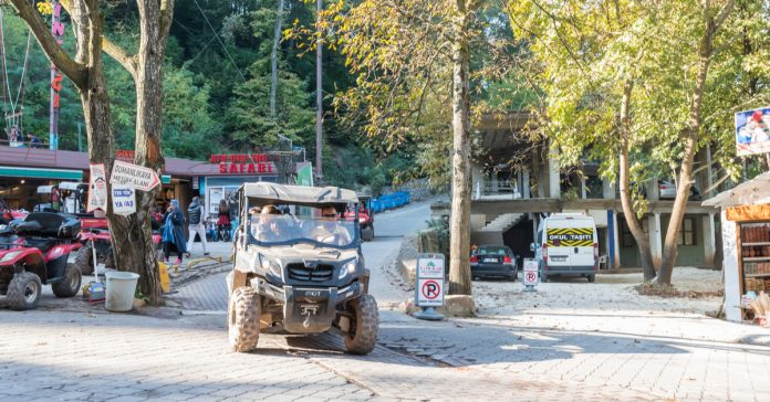 atv safari ve jeep safari