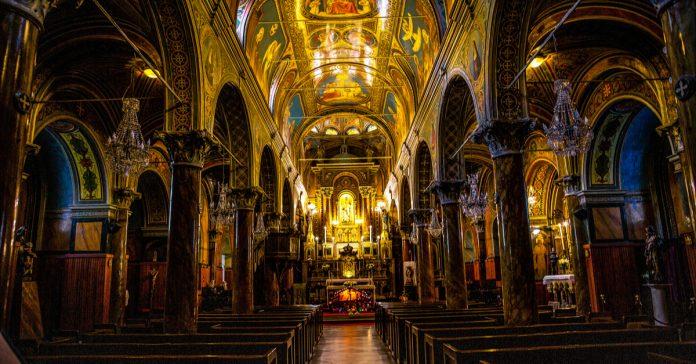 Saint Polycarpe Church