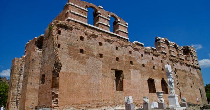 Bazilika Antik Kenti