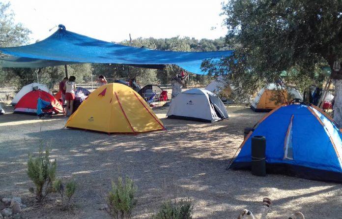Bedriye Hanım Çiftliği Çadır Kamp Alanı
