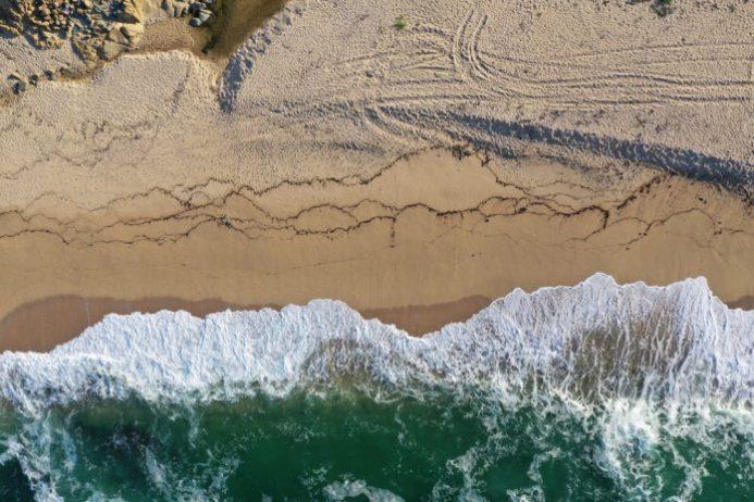 Beğendik Plajı Kamp Alanı