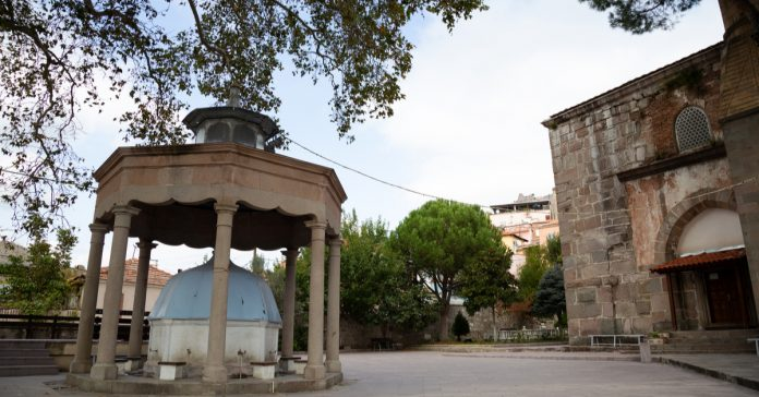 Bergama Ulu Camii