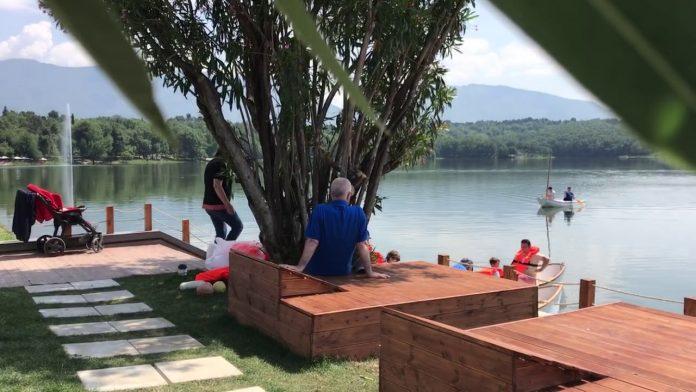 Liqeni i Tirane