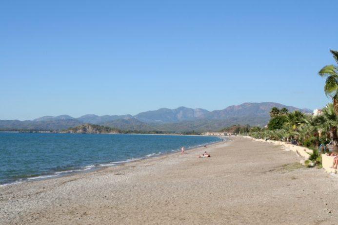 Çalış Plajı Kamp Alanı