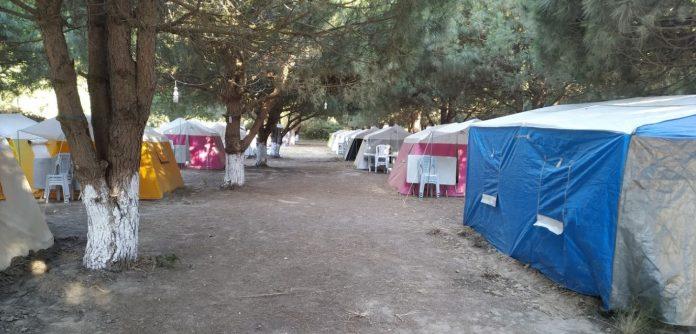 Çamlıkaltı Kamp Alanı
