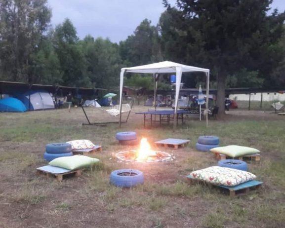 Camp Caretta Kamping