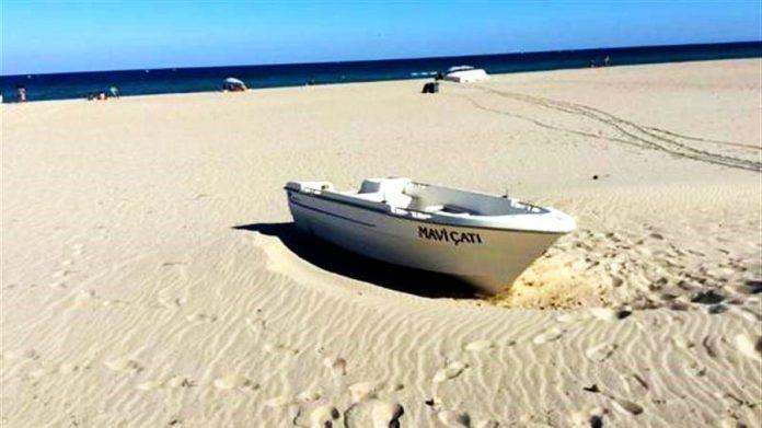 Çorlu Belediye Plajı Kamp Alanı