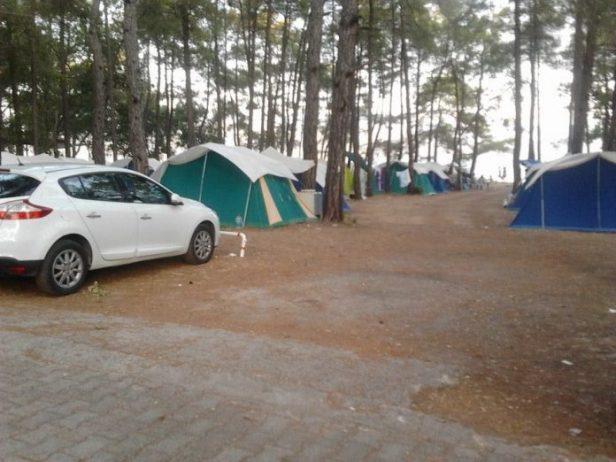 Çukucak Orman Kamp Alanı