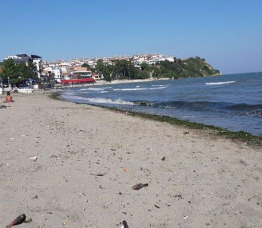 Değirmenaltı Plajı Kamp Alanı