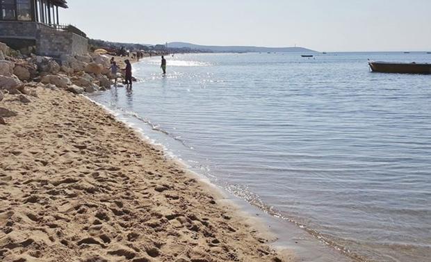 Dereağzı Plajı Kamp Alanı
