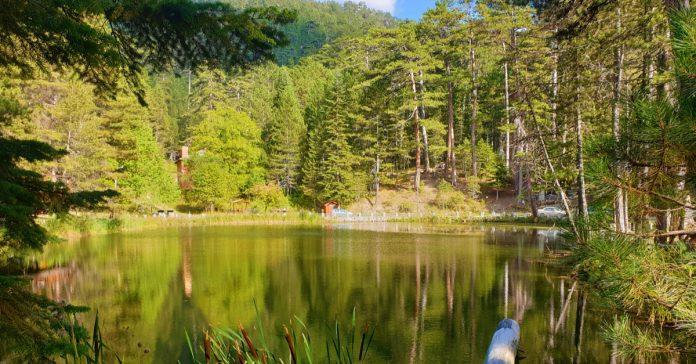 dipsiz göl tabiat parkı