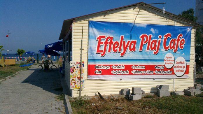 Eftelya Plaj Kamping