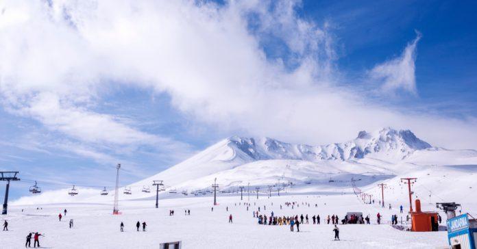 erciyes dağı kayak merkezi