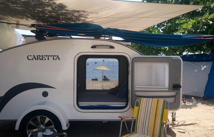 Gargara Doğal Tatil Kamp Alanı