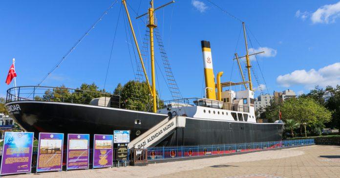 Gazi Alemdar Gemisi Müzesi