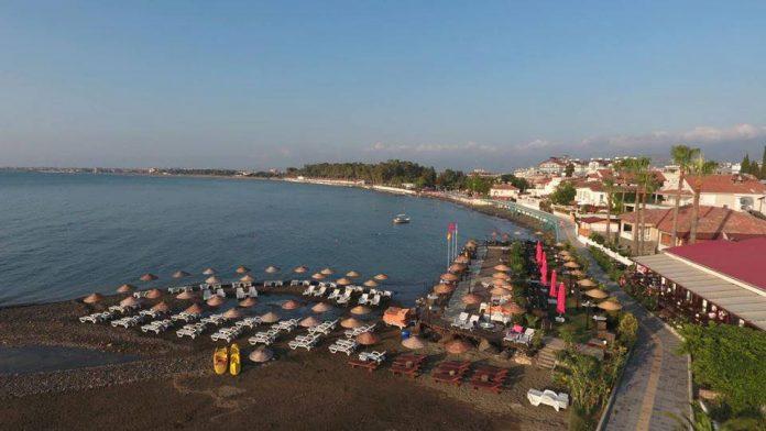 Gözcüler Plajı Kamp Alanı